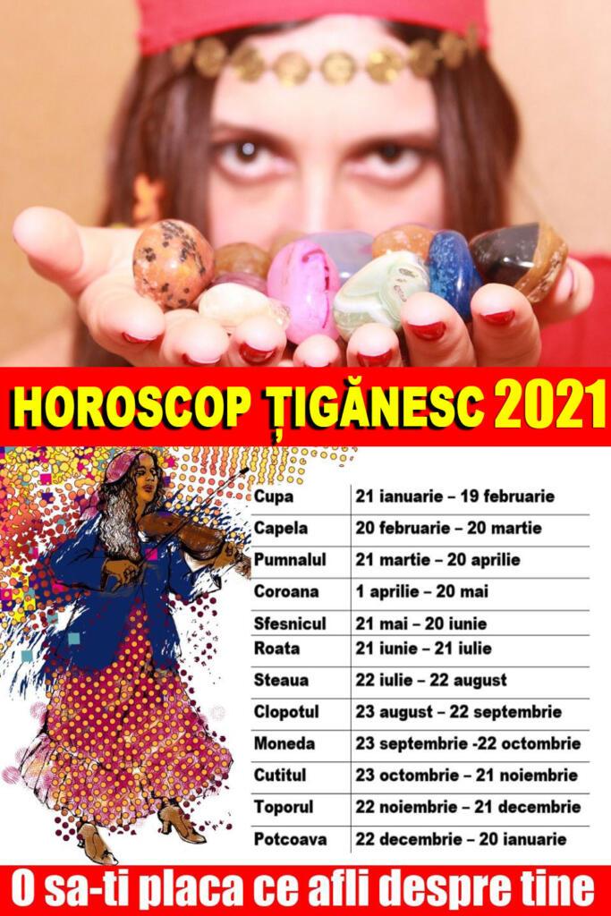 Horoscop țigănesc pentru 2021: Va fi un an extrem de bun