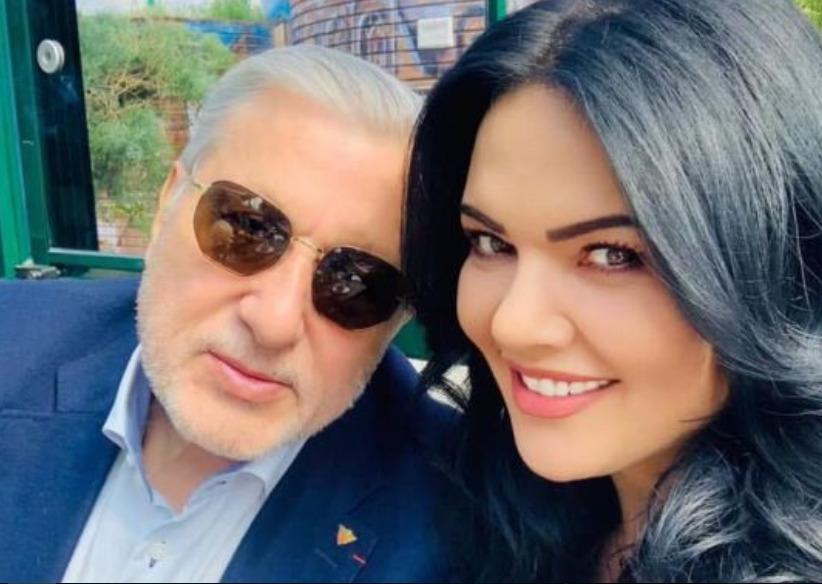 Ioana Năstase și Ilie, surprinși din nou împreună